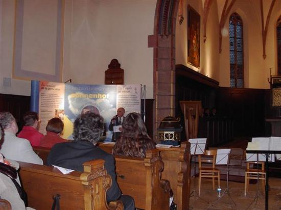 02.11.2008 - Concert à Soultz-sous-Forêts