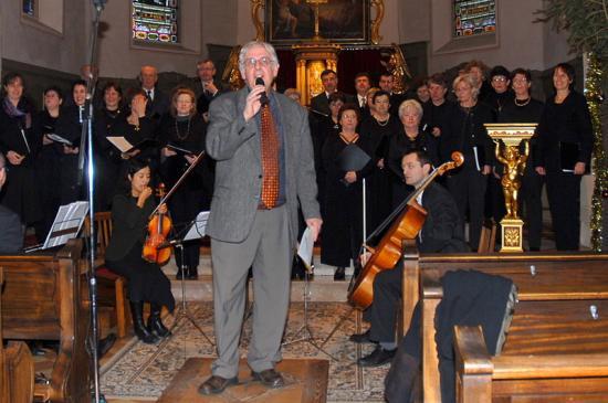 03.01.2008 - Concert de l'Epiphanie à Gresswiller