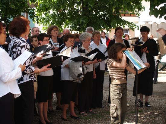 14.05.2006 - Inauguration de l'orgue